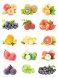 Accumulazione della frutta Fotografie Stock Libere da Diritti