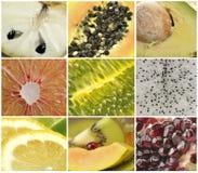 Accumulazione della frutta Immagini Stock Libere da Diritti