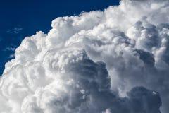 Accumulazione della nuvola in Colombia Immagini Stock