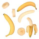 Accumulazione delle banane Immagine Stock