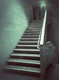 Accumulazione delle scale Fotografia Stock