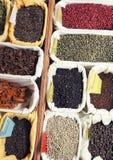 Accumulazione delle spezie Immagine Stock Libera da Diritti