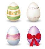 Accumulazione delle uova di Pasqua royalty illustrazione gratis