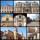 Accumulazione di Ferrara Fotografie Stock
