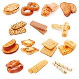 Accumulazione dolce del forno Fotografia Stock