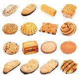 Accumulazione dolce del forno Fotografie Stock