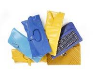 Accumulazione splendida dei sacchetti di frizione Fotografie Stock
