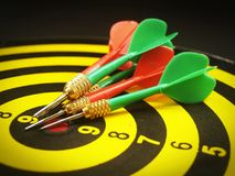 Accuracy, Aim, Board Royalty Free Stock Images