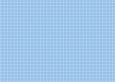 Accurate blue graph paper Stock Photography