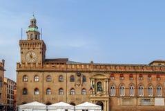 ` Accursio, Bologna Palazzo d Stockbild