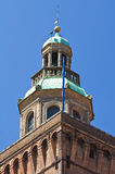 Accursio Tower. Bologna. Emilia-Romagna. Italy. Royalty Free Stock Photography