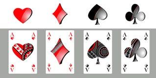 Ace Royalty Free Stock Photos