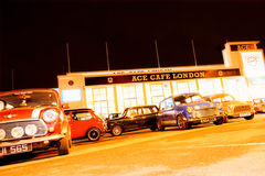 Ace Cafe Minis Stock Photos