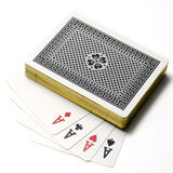 Ace card Stock Photography