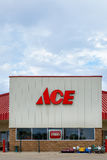 Ace Hardware Store Exterior Royalty Free Stock Photos