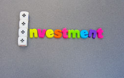 Free Ace Investment: Big Return. Royalty Free Stock Image - 19885036