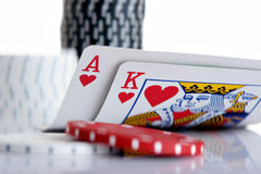 Ace King Stock Photography