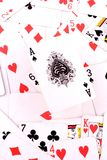 Ace of Spades Royalty Free Stock Photo