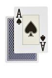 Ace spades Stock Image