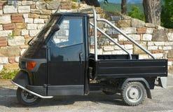 Ace - traditionelles italienisches Fahrzeug Stockbild