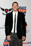 Ace Young arrives at the 19th Annual Race to Erase MS gala. LOS ANGELES - MAY 18:  Ace Young arrives at the 19th Annual Race to Erase MS gala at Century Plaza Stock Images