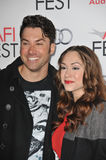 Ace Young & Diana DeGarmo Stock Photo