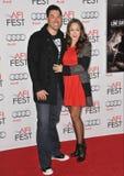 Ace Young & Diana DeGarmo Stock Photo
