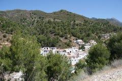 Acebuchal, Sierra de Almijara, Nerja Royalty Free Stock Image