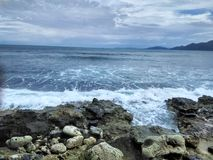 Aceh Beach Royalty Free Stock Photos