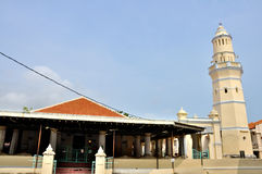 Aceh Mosque in Penang Stock Photography