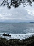 Aceh plaża fotografia royalty free