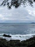 Aceh strand Royaltyfri Fotografi