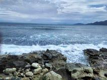Aceh-Strand Lizenzfreie Stockfotos