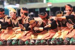 Aceh-Tänze Lizenzfreie Stockbilder