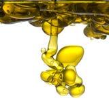 Aceite de oliva Fotos de archivo
