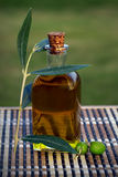 Aceite De oliva Photographie stock