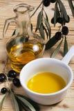Aceite de oliva foto de archivo