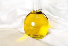 Aceite de oliva virginal del exta italiano Imagen de archivo libre de regalías