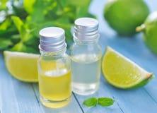 Aceite del aroma Foto de archivo