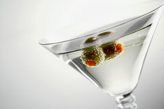 Aceitunas en aperitivo Imagenes de archivo