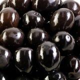 Aceitunas negras. fotos de archivo