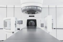 Acelerador linear médico Imágenes de archivo libres de regalías