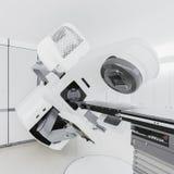 Acelerador linear médico Foto de archivo libre de regalías