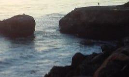 Acena Santa Cruz imagem de stock
