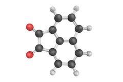 Acenaphthoquinone, verwendet als Vermittler für die Herstellung Stockfotos