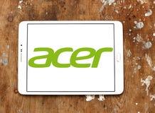 Acer-embleem stock fotografie