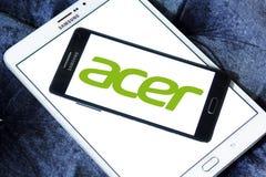Acer-Logo Lizenzfreie Stockbilder