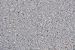 Acera concreta gris Fotografía de archivo libre de regalías