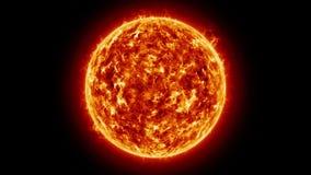 Acercamiento de Sun