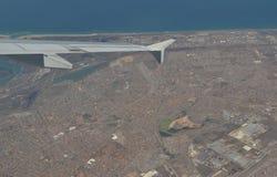 Acercamiento a Johannesburgo Imagen de archivo libre de regalías